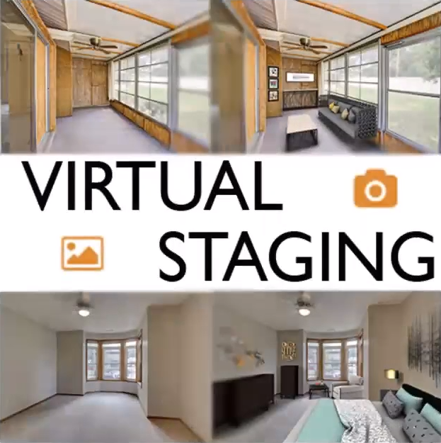 Virtual Staging Lab
